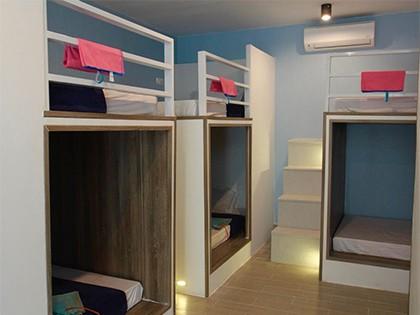 Koh Rong Samloem 8 bed mixed dorm