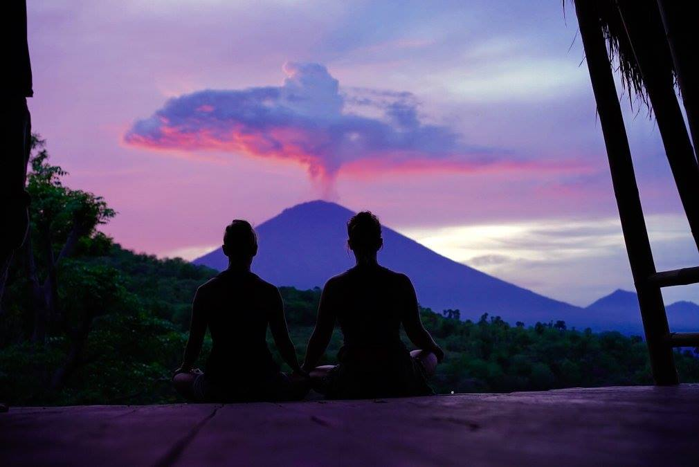 Blue Earth Yoga in Bali, Indonesia