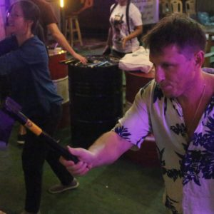 axe throwing bangkok