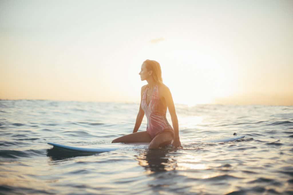 best surfing in Indonesia