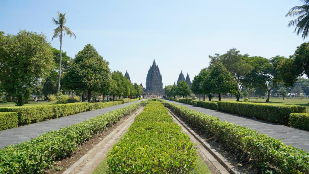 best temples in Indonesia