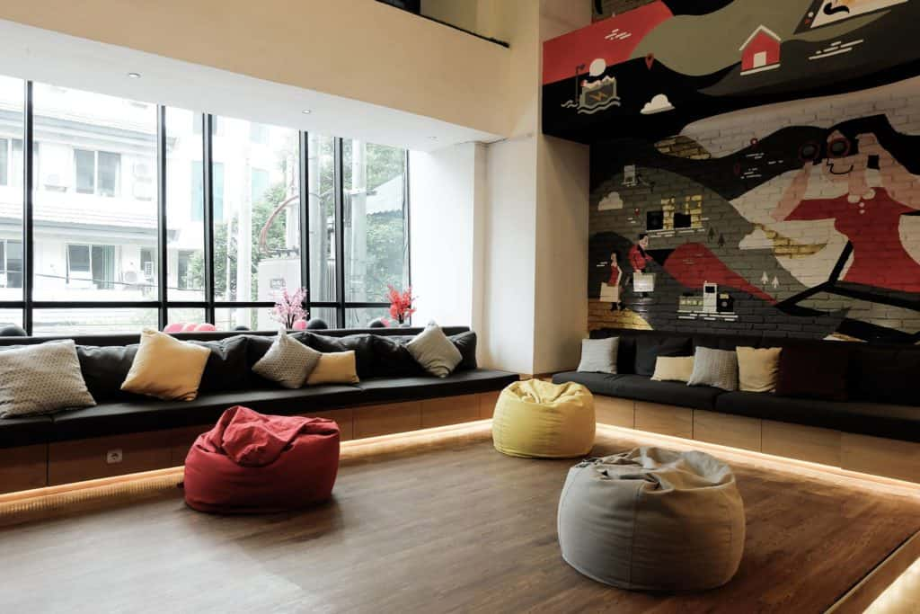 CoHive coworking space, Jakarta