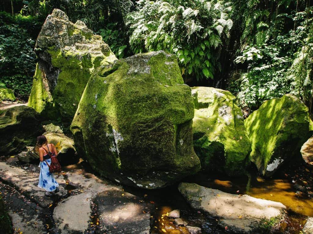 Bali Elephant Cave tour