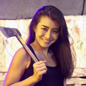 Golden Axe Throwing Bangkok