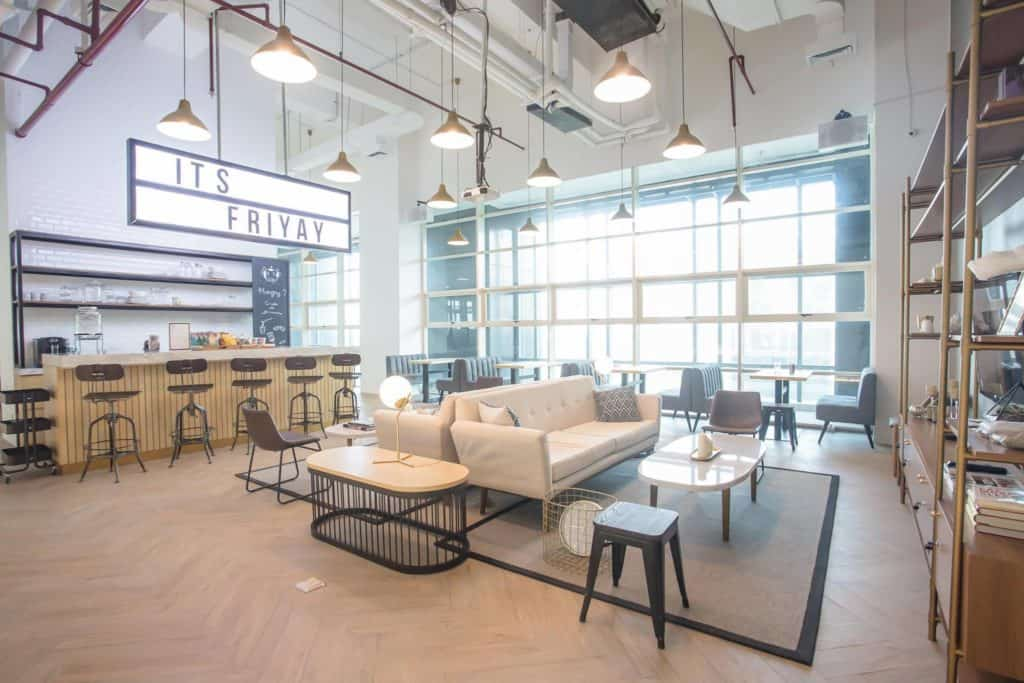 GoWork Indonesian coworking space