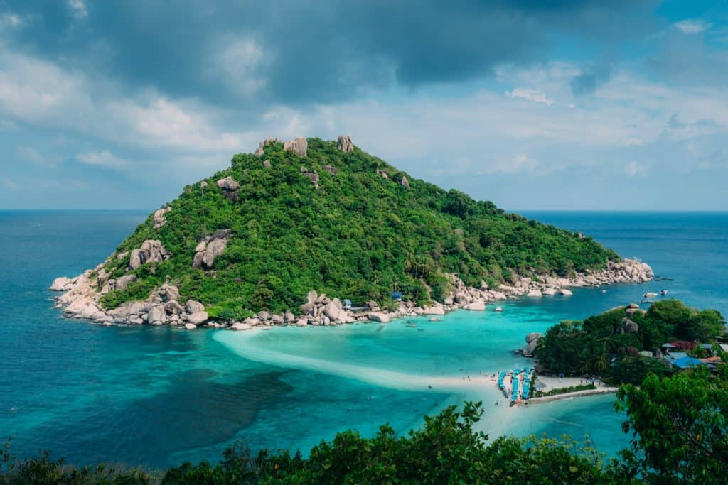 Koh Samui luxury vacation plan