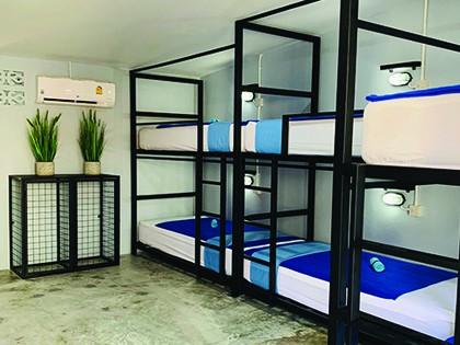Bodega Krabi 12-Bed Dorm