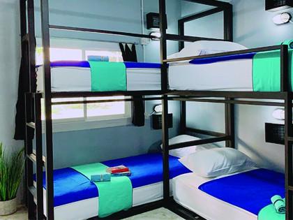 Bodega Krabi 4-Bed Dorm