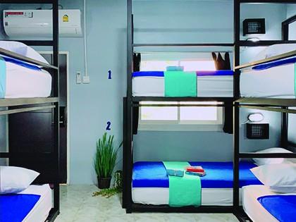Bodega Krabi 6-Bed Dorm