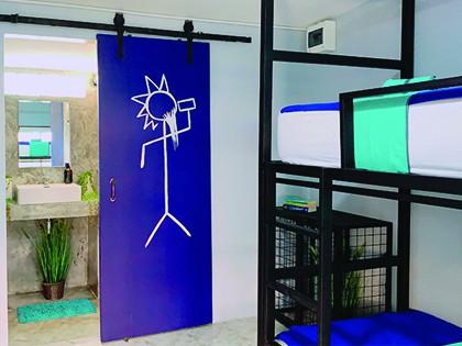Bodega Krabi - 8 Bed Dorm Deluxe