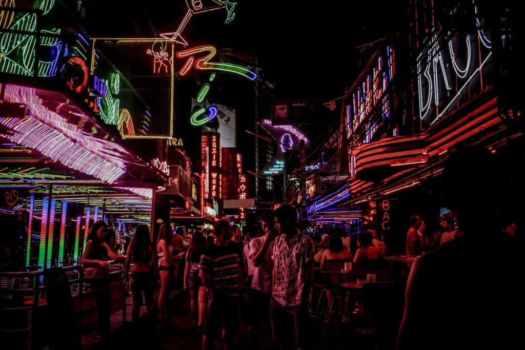 Bangkok Red Light Districts