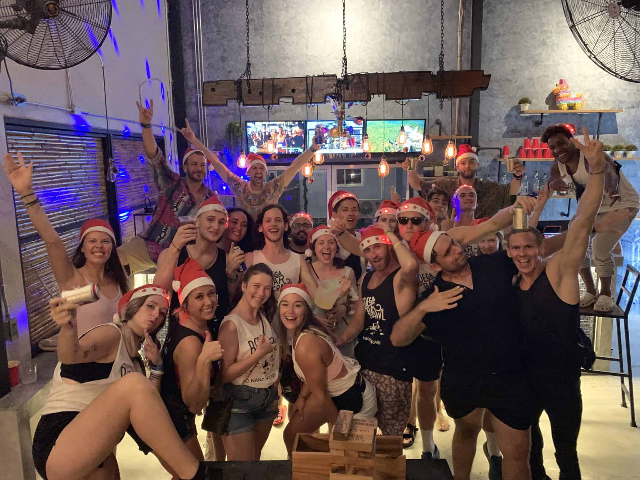 Krabi Nightlife Pub Crawl