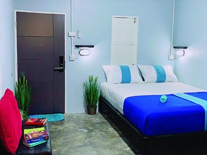 Bodega Krabi Ao Nang Deluxe Double Room