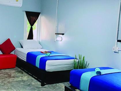 Bodega Krabi Deluxe Twin Private Room
