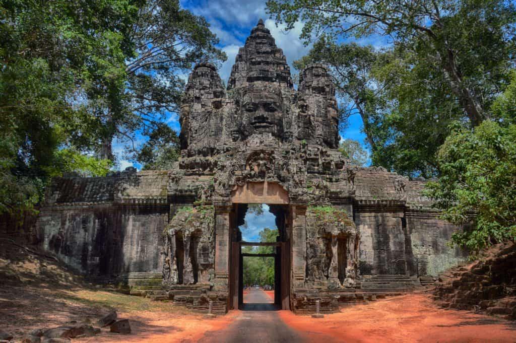prep for travel to Cambodia