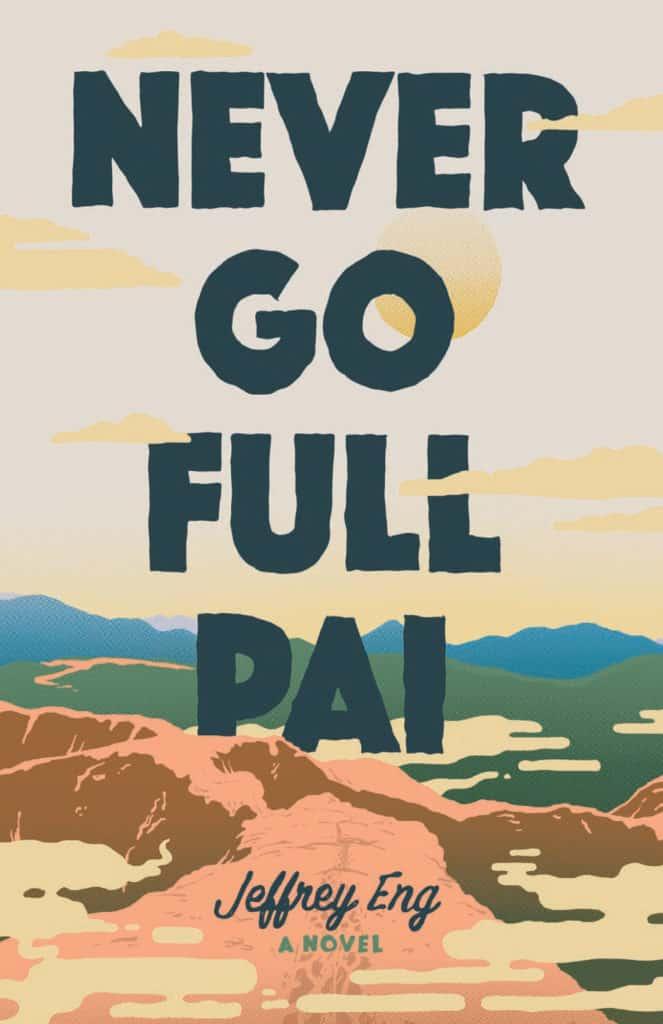 Nevre Go Full Pai backpacker book