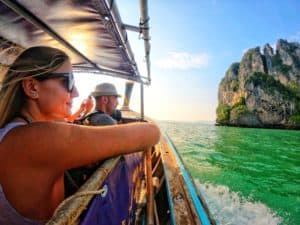 how to get to Krabi