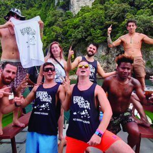 Bodega Booze Cruise Krabi