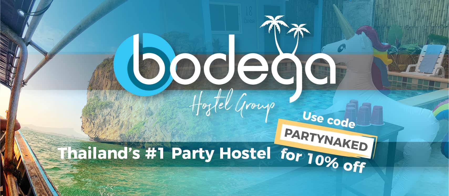 Bodega Hostels Thailand