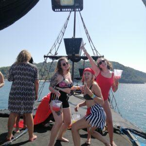 Bodega Phuket booze cruise tour