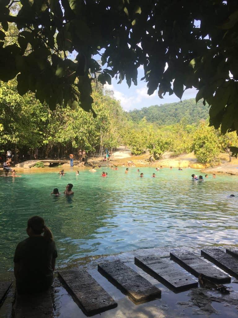 Emerald Pool tour
