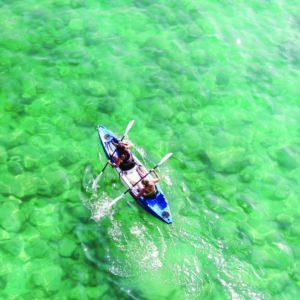 kayaking in Ao Nang, Krabi