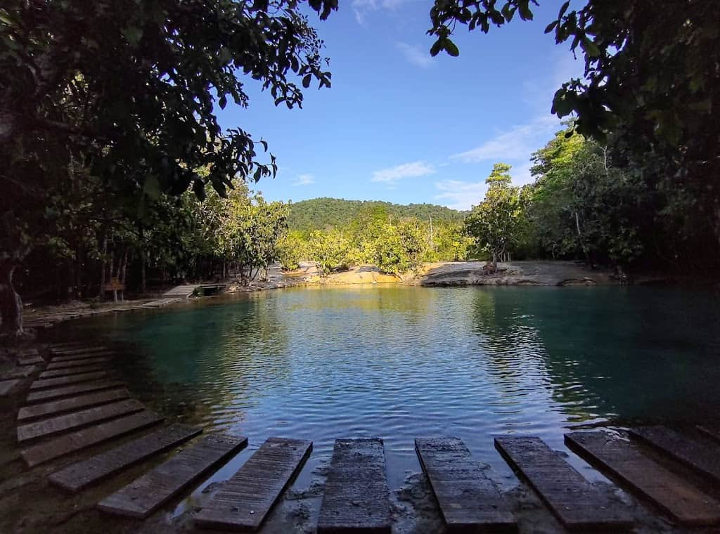 Soak Your Hangover Away in the Krabi Emerald Pool and Hot Springs