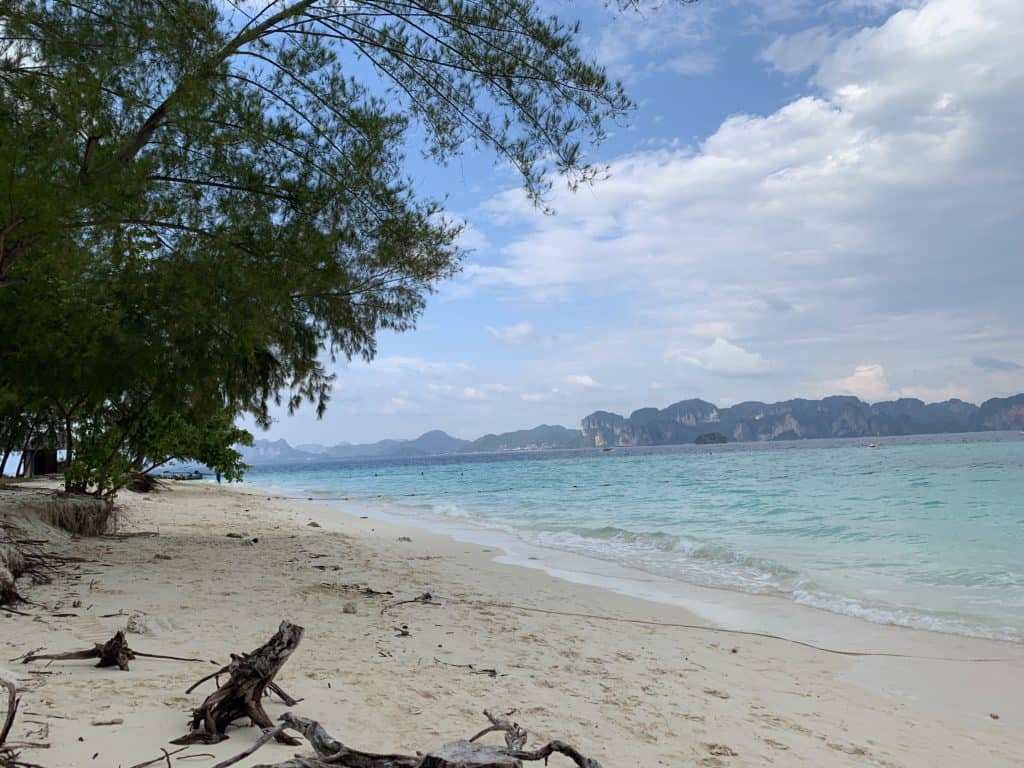 Krabi beach weather