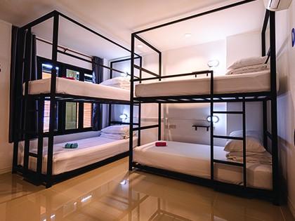 Pai 4 bed dorm