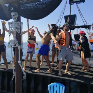 Phuket Pirate Party Booze Cruise