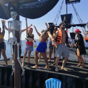 Phuket Pirate Party Booze Cruise