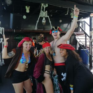 pirate booze cruise in Phuket