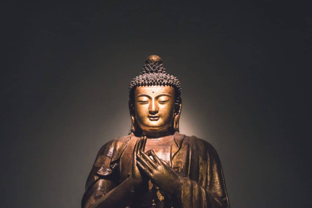 Chaiyaphum Travel Buddha