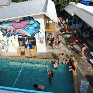 Ao Nang Pool Party