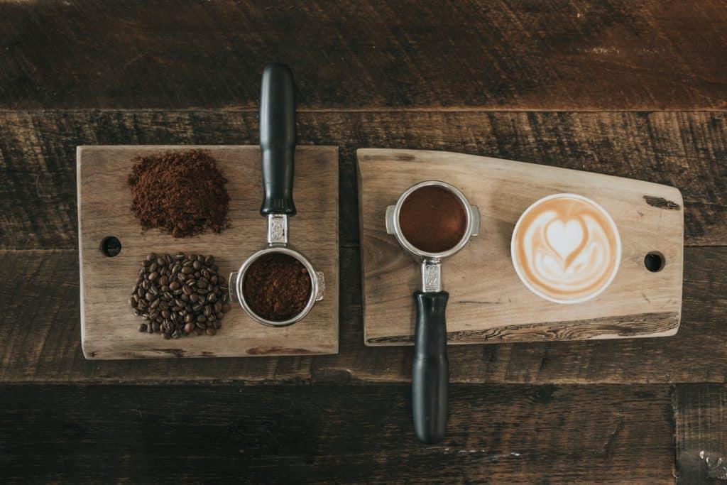 Cafes in Siem Reap Coffee