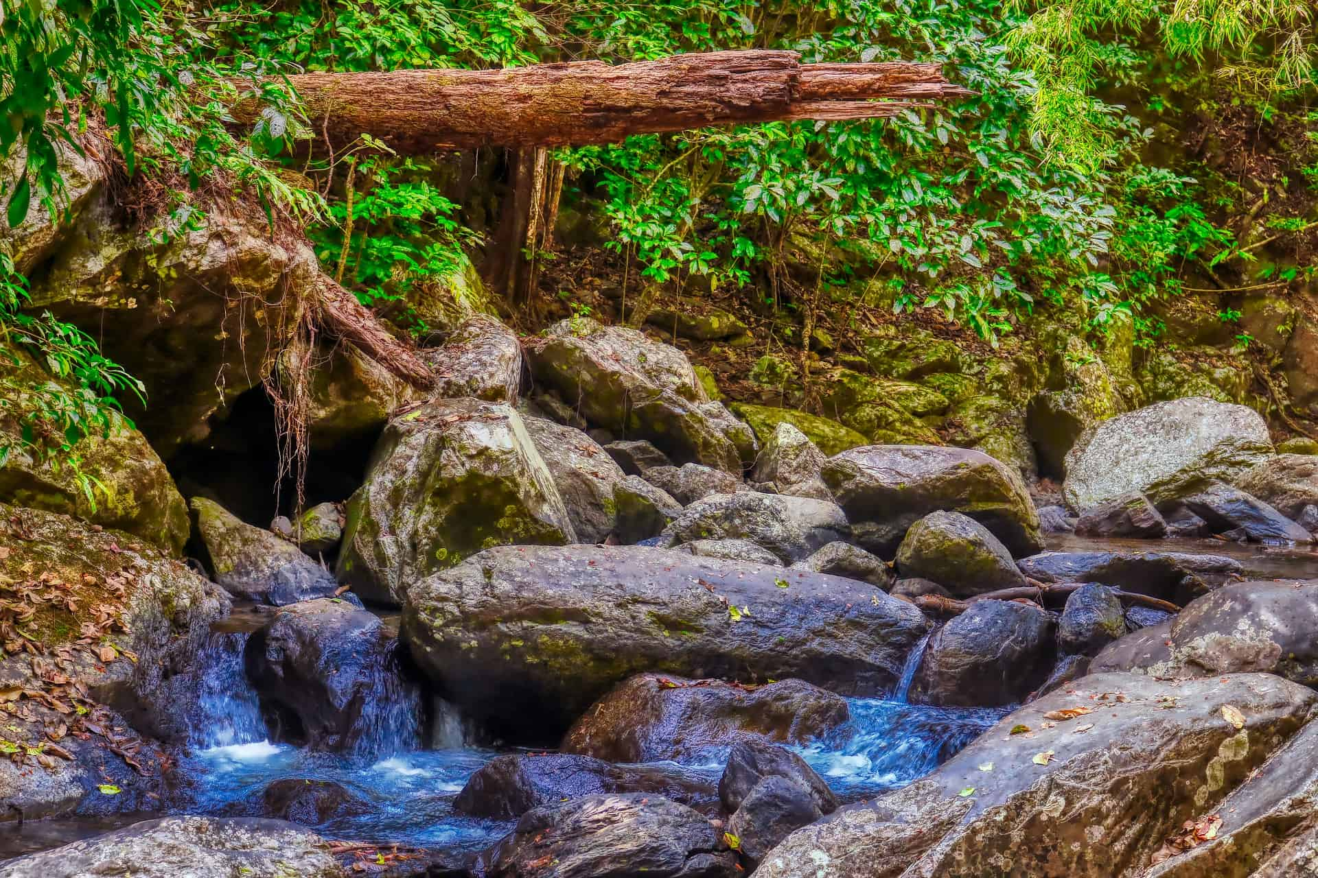 Pai's Pam Bok Waterfall is a Secluded Hidden Gem of Thailand