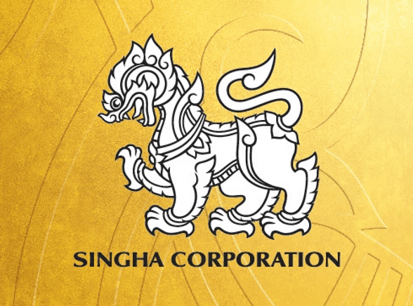 Singha Thai mythical creature
