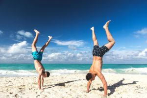 tips for easing stress on vacation